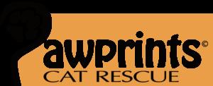Pawprints Logo Landscape